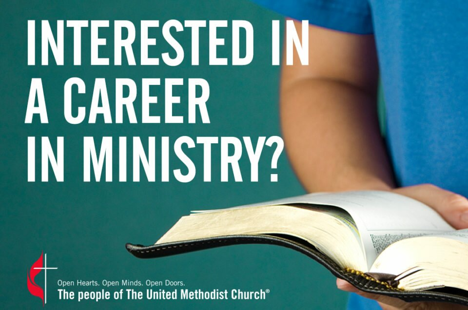 A Career in Ministry
